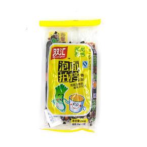 双汇 泡面拍档香肠 葱香风味 30g*8根 1.9元(6.9-5券)