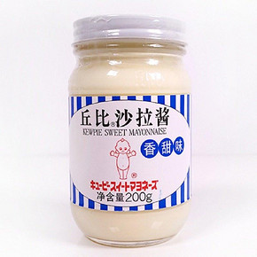 丘比 沙拉酱香甜味 200g 4.5元(9.9-5券)