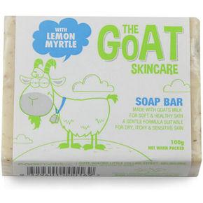 GoAT 山羊奶皂 柠檬味 100g*2块 18.2元(2件5折)