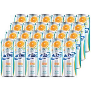 水动乐 摩登罐 橙味营养素饮料 310ml*24罐 33.8元
