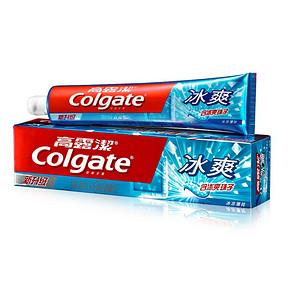 Colgate 高露洁 冰爽薄荷牙膏180g 9.9元