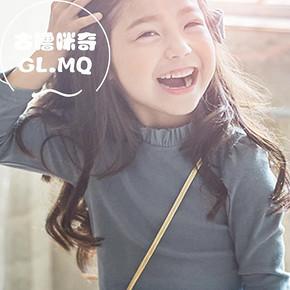 韩版中大女童装高领长袖t恤 券后29.9元包邮