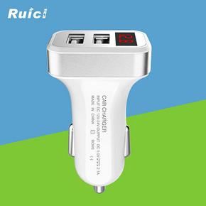 车载手机充电器点烟器 9.9元包邮(14.9-5券)