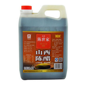 陈世家 山西陈醋 1500ml 8.2元(下单5折)