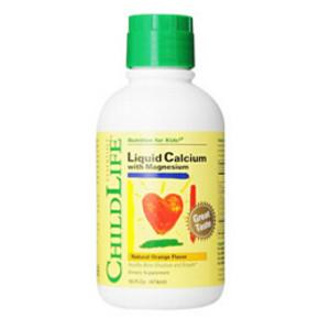 CHILDLIFE 童年时光 钙镁锌营养液 474ml 69元