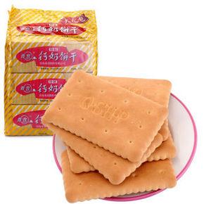 青食 特制钙奶饼干 1350g 19.9元
