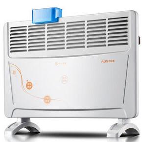 奥克斯 家用电暖器 89元(可2件88折)