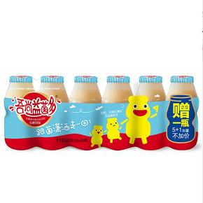 吾尚 益菌多乳酸菌发酵含乳饮品 100ml*5瓶 折6元(12,2件5折)