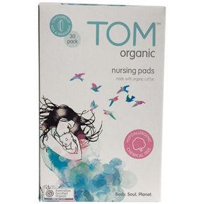 TOM 有机超薄哺乳防漏奶垫3 0片 11.7元(9.9+1.8)