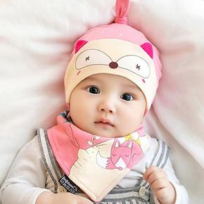 妈妈小镇 婴儿帽子 9.9元包邮