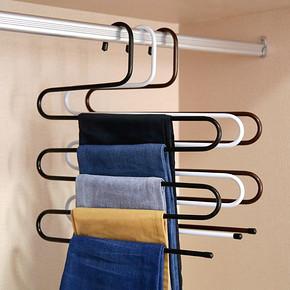 家用多层裤架裤夹 券后4.9元包邮