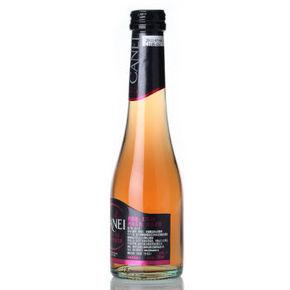 意大利圣霞多 肯爱玫瑰红低泡葡萄酒 200ml 7.9元