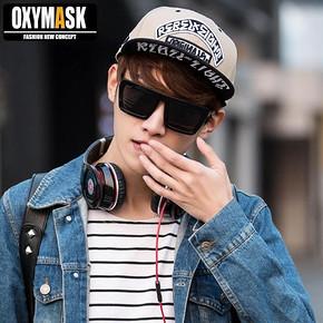 Oxymask 男士休闲嘻哈帽 券后9.9元包邮