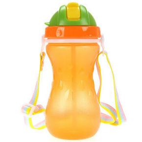日康  RK-3417 幼儿便携水壶 430ml 19.9元
