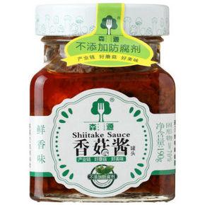 森源 香菇酱 鲜香味 190g 4.9元