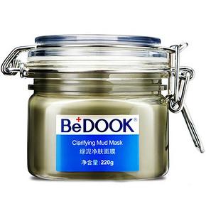 BeDOOK 比度克 绿泥净肤面膜 220g 折51元(199-80)