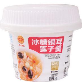 正大 速食粥冰糖银耳莲子羹 280g 3.9元