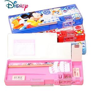 Disney 迪士尼 米奇多功能文具盒 券后10.8元包邮