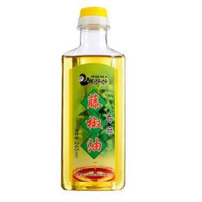 嘛啦啦香麻 花椒油 245ml  8.9元