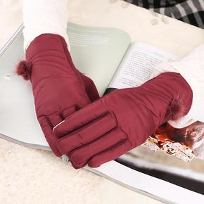 禾图 韩版保暖触屏手套 券后9.8元包邮