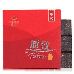 雅致山里红 砖茶红茶 80g 券后6元包邮