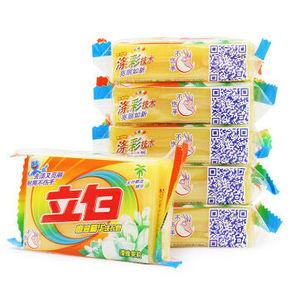 立白 椰油精华洗衣皂 101g*6 8.5元