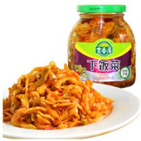 吉香居 四川泡菜开胃菜下饭菜 266g+40g 折4.9元(买2免1)