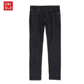 UNIQLO 优衣库 男款弹力修身牛仔裤 199元