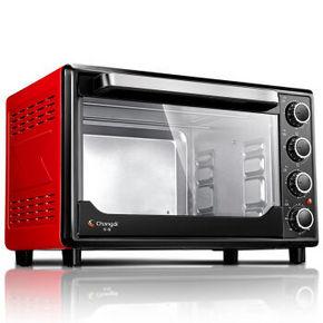 长帝 L上下调温多功能家用电烤箱30L 249元