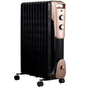 美的 NY2011-16JW 11片电热油汀取暖器 278元