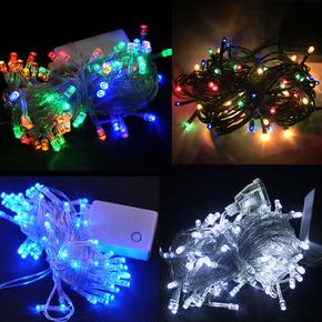 爱新奇 圣诞装饰品彩灯LED串灯 券后5.1元起包邮