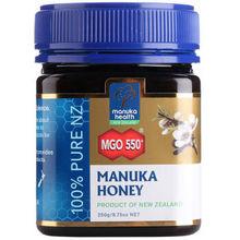 新西兰进口 蜜纽康MGO550+麦卢卡蜂蜜250g 折267元