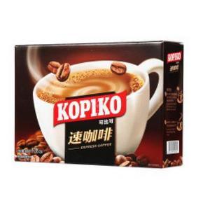 可比可 速咖啡 408g(17g*24) 29.9元