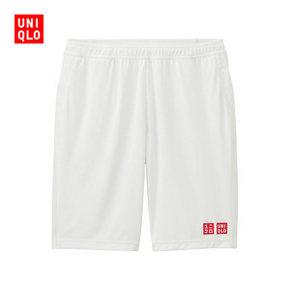 优衣库 男装 NK Dry短裤 99元