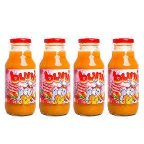 波兰进口 贝尼奥 复合果蔬汁饮料 330ml*4瓶 9.9元