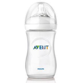 AVENT 新安怡 宽口径自然原生PP奶瓶奶嘴 260ml 44.3元(39+5.