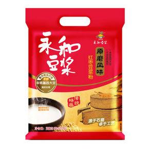 永和 红枣豆浆粉 300g 折7.7元(12.8,3件6折)