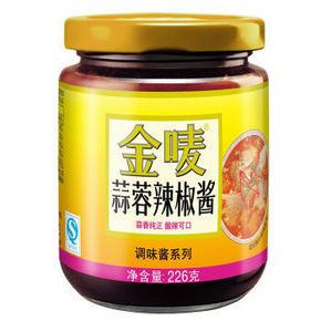 Heinz 亨氏 金唛蒜蓉辣椒酱 226g 折5.9元(11.8,5件5折)