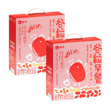 蒙牛 谷物早餐牛奶饮品 250ml*12*2箱 44元