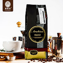 曼歇坝 云南小粒咖啡豆 现磨咖啡 454g 券后9元包邮