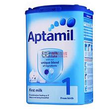 Aptamil 爱他美 美乐宝奶粉  1段 900g 66元包邮