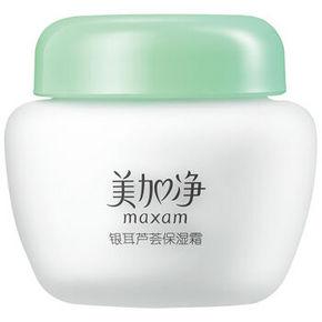 美加净 银耳芦荟保湿霜 80g 12元
