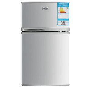 康佳 一级能效双门冰箱102升  599元包邮