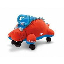 Little Tikes 小泰克 童车助步轮滑 恐龙跑跑车 99元包邮