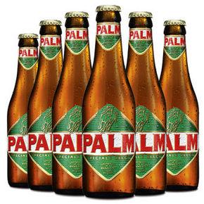 比利时进口 布马 PALM 精酿啤酒礼盒装 330mlx6瓶 折56.5元(113,买1送1)