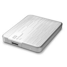 西部数据 移动硬盘 珍珠白 2TB 599元包邮