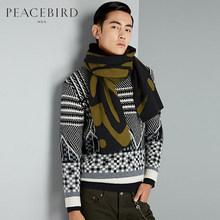双12预告# 太平鸟 男士圆领套头衫 79元