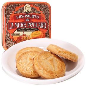 法国进口 布拉尔妈妈  酥饼曲奇饼干礼盒 250g 折16.5元(29,99-50)