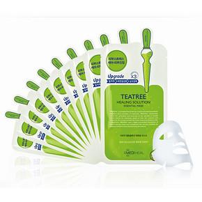 Mediheal 美迪惠尔 茶树修护面膜 10片 折40.6元(109选3件)