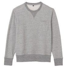 双12提前购物车# 无印良品 男式棉毛圈运动衫 129元包邮